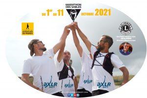 Les Lions du Désert, une équipe inclusive d'athlètes engagés dans le 35ème MARATHON DES SABLES 2021